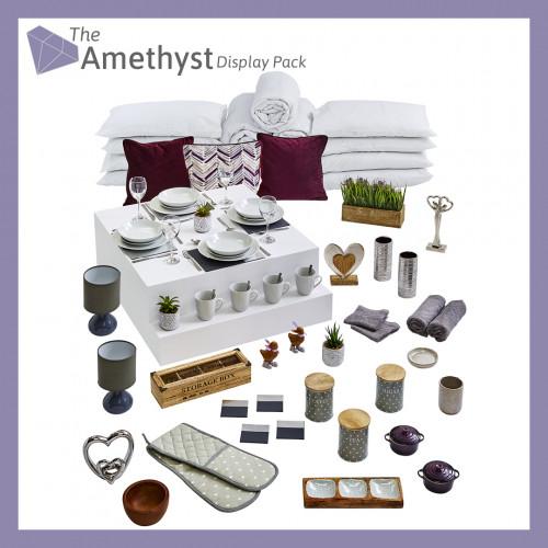 Amethyst Display Pack