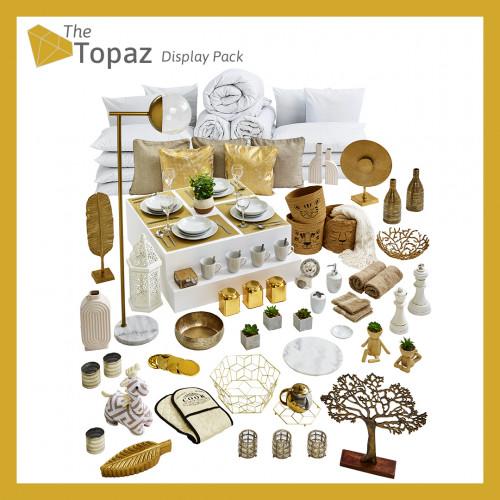 Topaz Display Pack