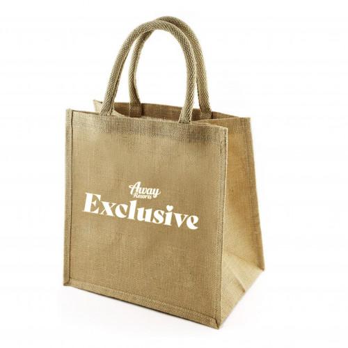 Away Resorts 'Exclusive' Pack in Jute Bag (Pallet of 300)