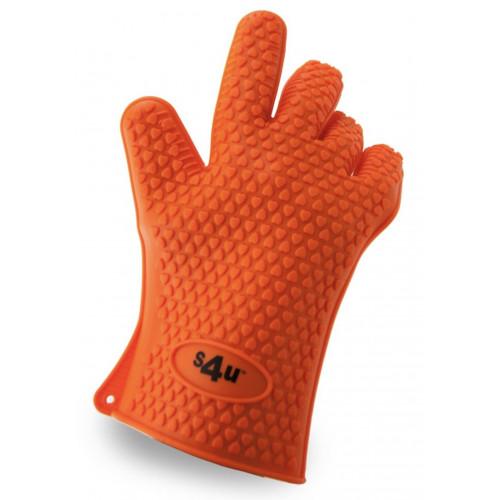 Coloured Silicon Pair Oven Glove