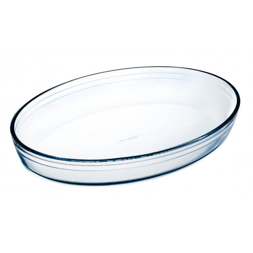 Glass Oval Roaster (Box of 4)