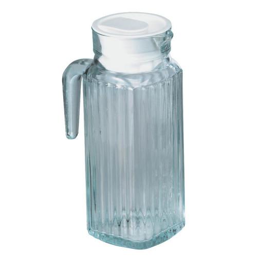 Glass Fridge Jug