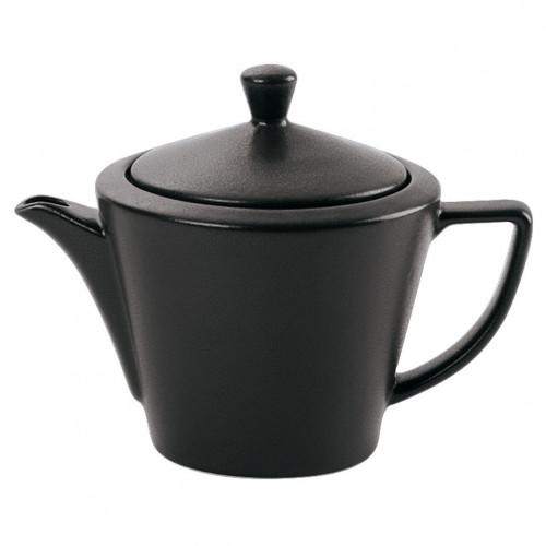 Seasons Conic Teapots - Graphite (Box of 6)
