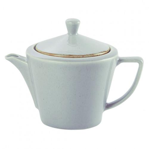 Seasons Conic Teapots - Stone (Box of 6)
