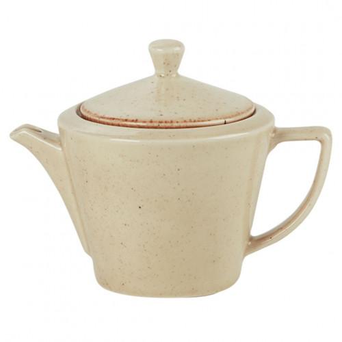 Seasons Conic Teapots - Wheat (Box of 6)