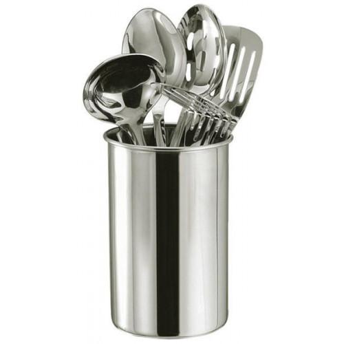 6 Piece Stainless Steel Utensil Set
