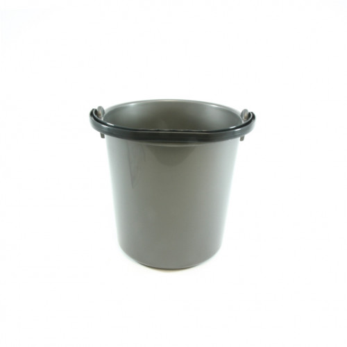 Addis 9 Litre Bucket Silver