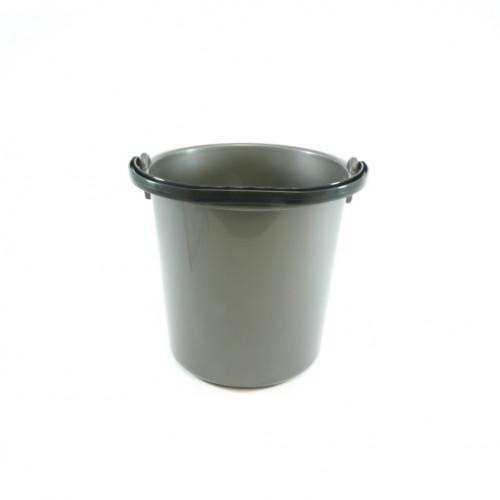 Addis 9 Litre Bucket Silver