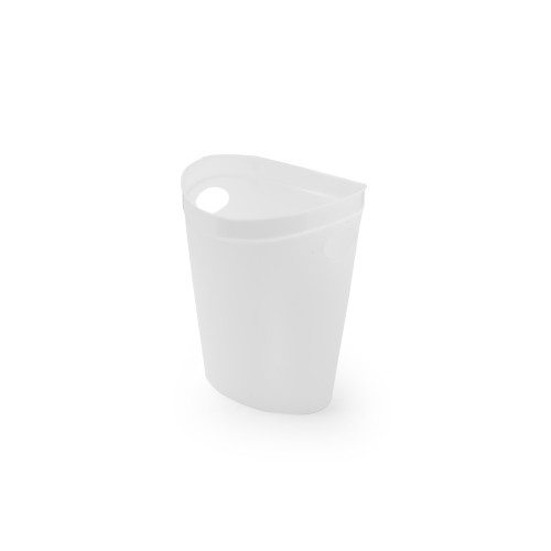 Addis 10 Litre Flexi Bin Clear