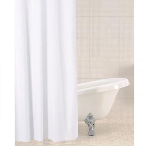 Shower Curtain - White