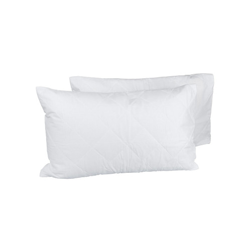 Polycotton Pillow Protector Pair