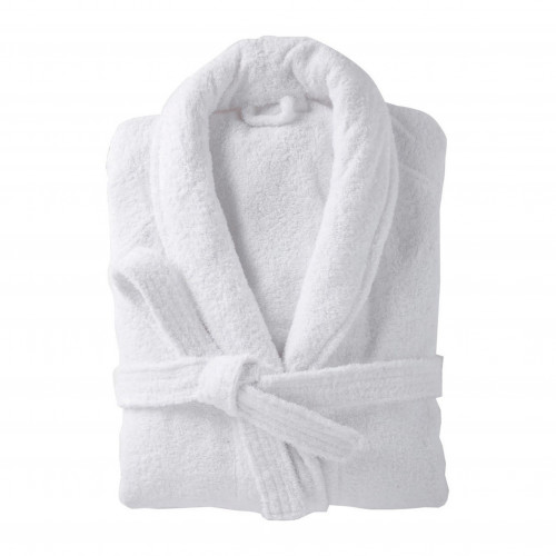 White Towelling Robes (One Size)