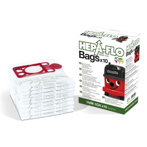 Numatic Bags (Box of 10)