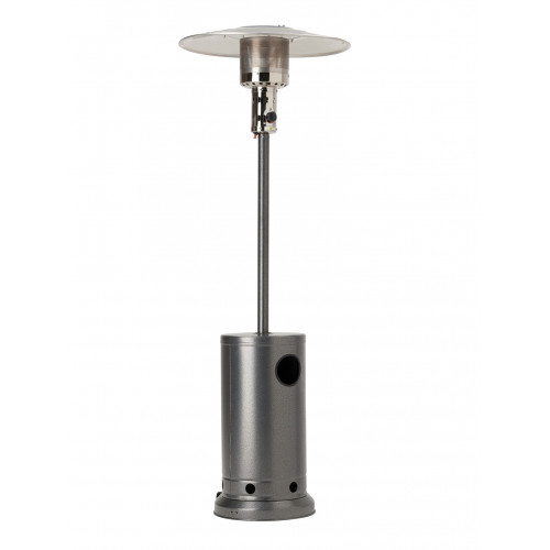 Grey Powder Coated Steel 11kW Patio Heater