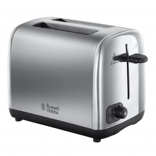 Russell Hobbs 2 Slice Toaster Polished/Brushed