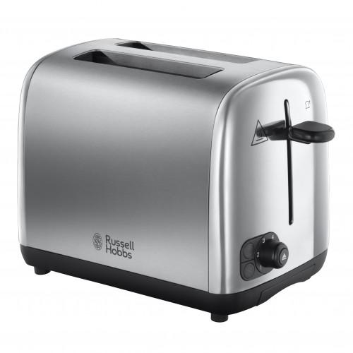 Russell Hobbs S/Steel Polished 2 Slice Toaster