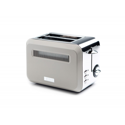 Haden Cotswold  2 Slice Toaster - Putty