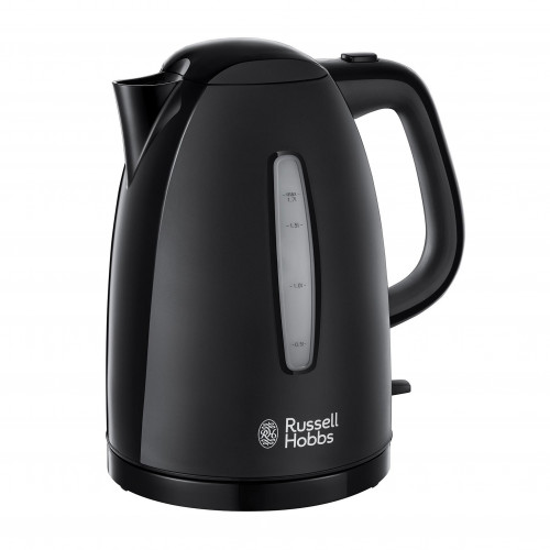 Russell Hobbs Black Textures Kettle 3000W