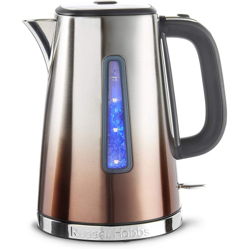 Russell Hobbs Eclipse Kettle - Copper