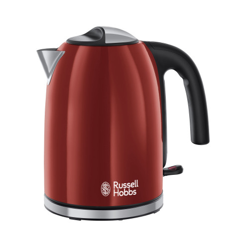 Russell Hobbs Red Colour Plus Kettle