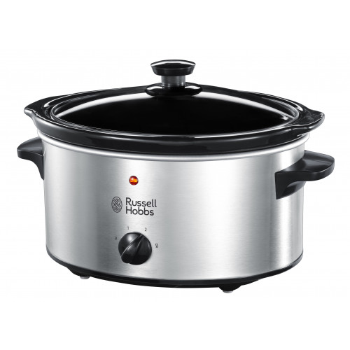 Russell Hobbs 3.5 Litre Stainless Steel Slow Cooker