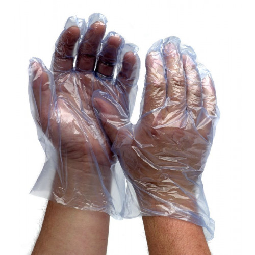 Polythene Gloves (Box of 500)