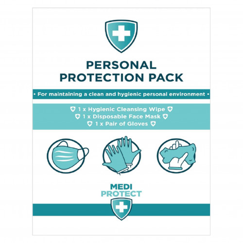 Personal Protection Pack (Box of 600)