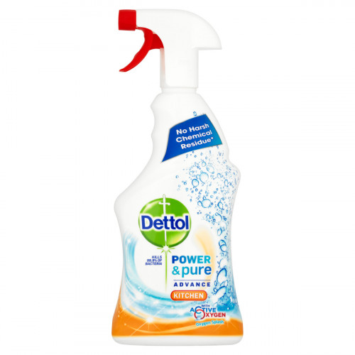 Dettol Power and Pure Advance Kitchen (Box of 6)