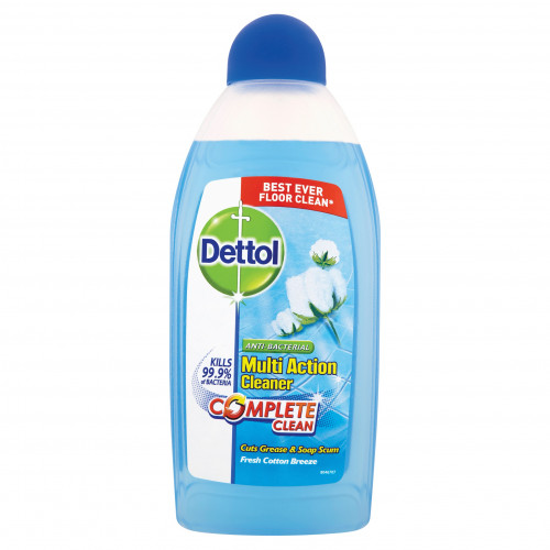 Dettol 4 In 1 Disinfectant Multi Action Cleaner (Box of 12)