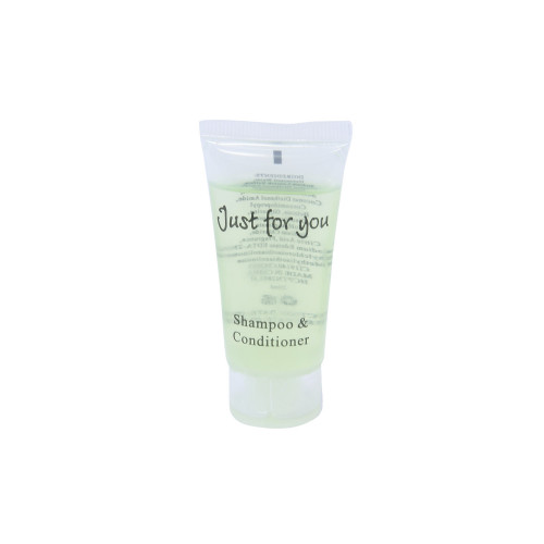 Just For You Shampoo and Conditioner Tube (Box of 500)