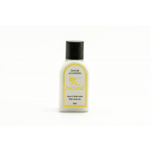 Taylor of London Hand and Body Lotion Bottle 30ml (Box of 500)