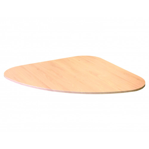 Teardrop Table Top - Beech