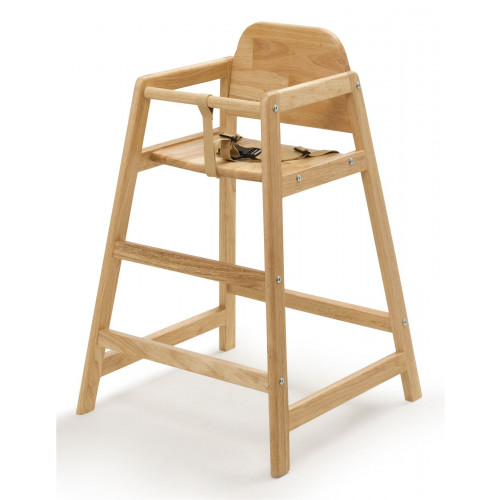 Wooden Highchair Beech
