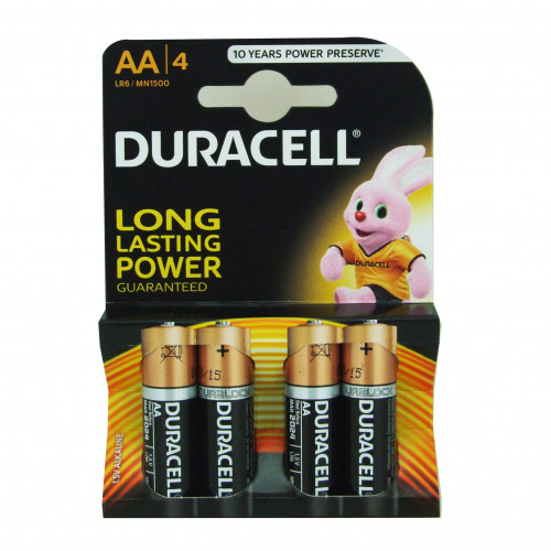 AA Batteries (Box of 4)