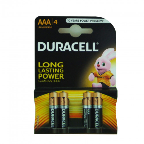 AAA Batteries (Box of 4)
