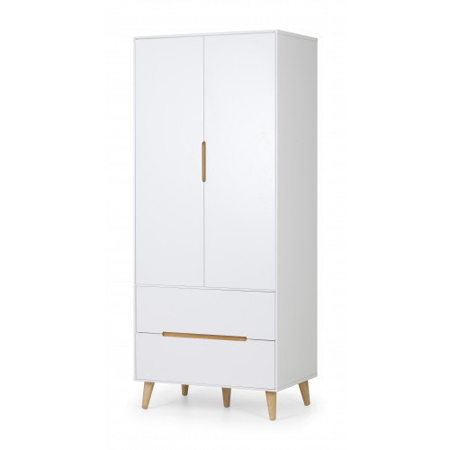 Alicia 2 Door Combination Wardrobe