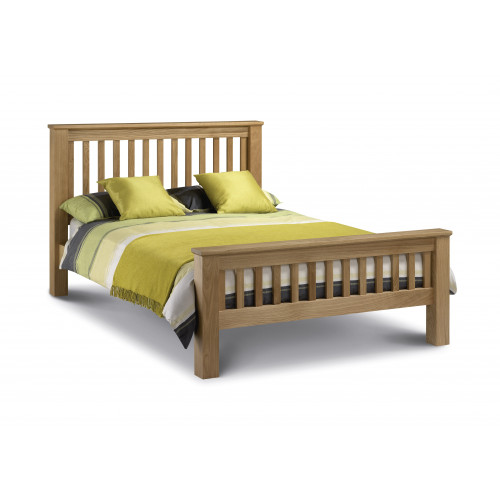 Amsterdam High Foot End Bed