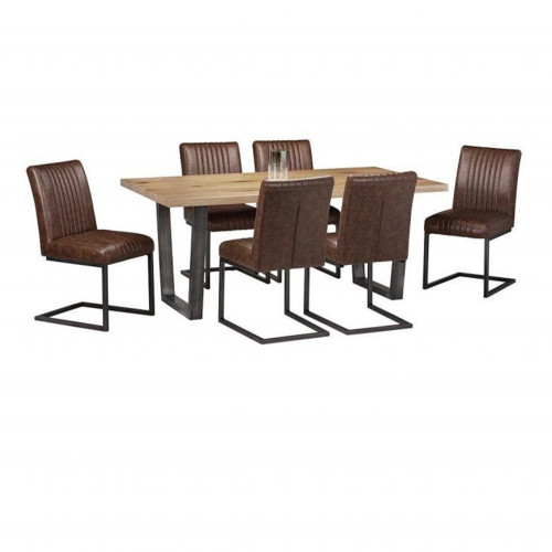 Brooklyn Table and 6 Brooklyn Chairs