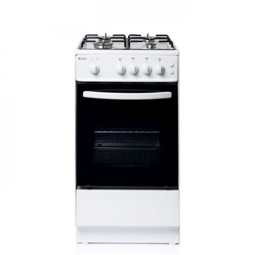 Haden White Freestanding Gas Cooker