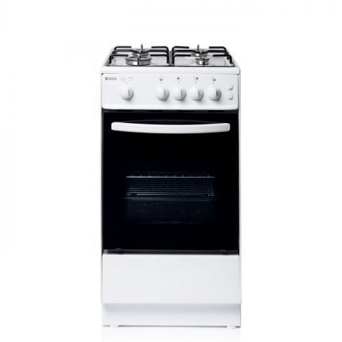 Haden White Freestanding Gas Cooker