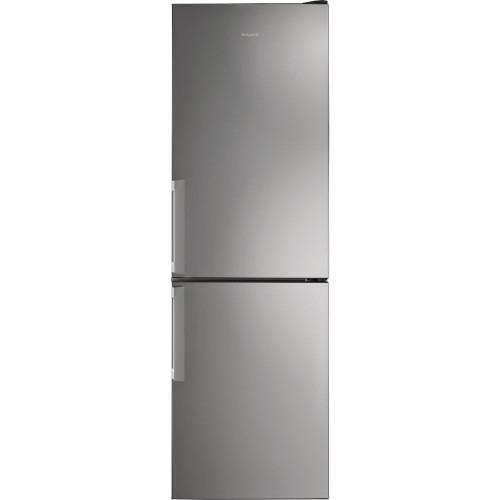 Hotpoint Silver Mirror Freestanding Fridge/Freezer 70/30