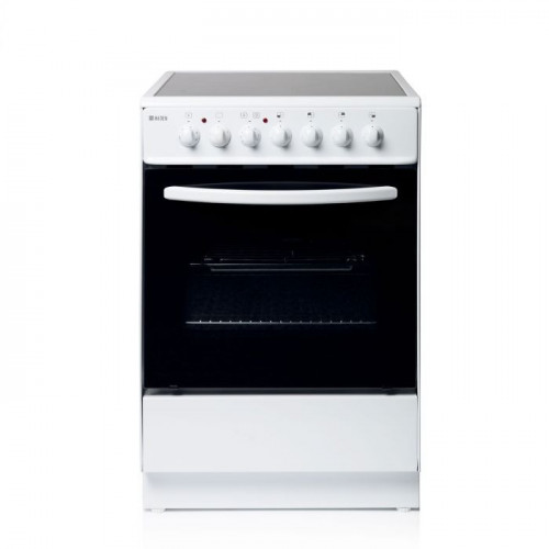 Haden White Freestanding Electric Cooker