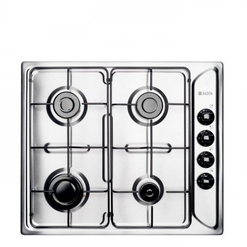 Haden Stainless Steel Integrated Gas 4 Burner Hob