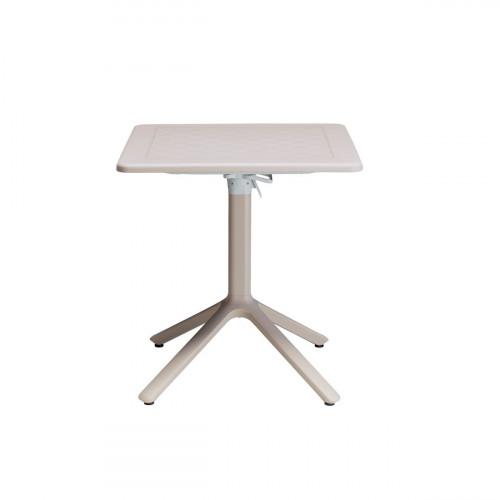 Eco Folding Square Table