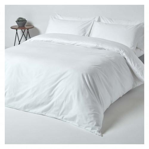 Egyptain Cotton Flat Sheet - White